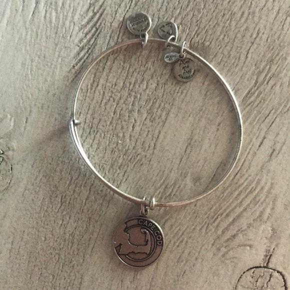 Alex and Ani Jewelry - Alex & Ani Cape Cod Charm Bracelet